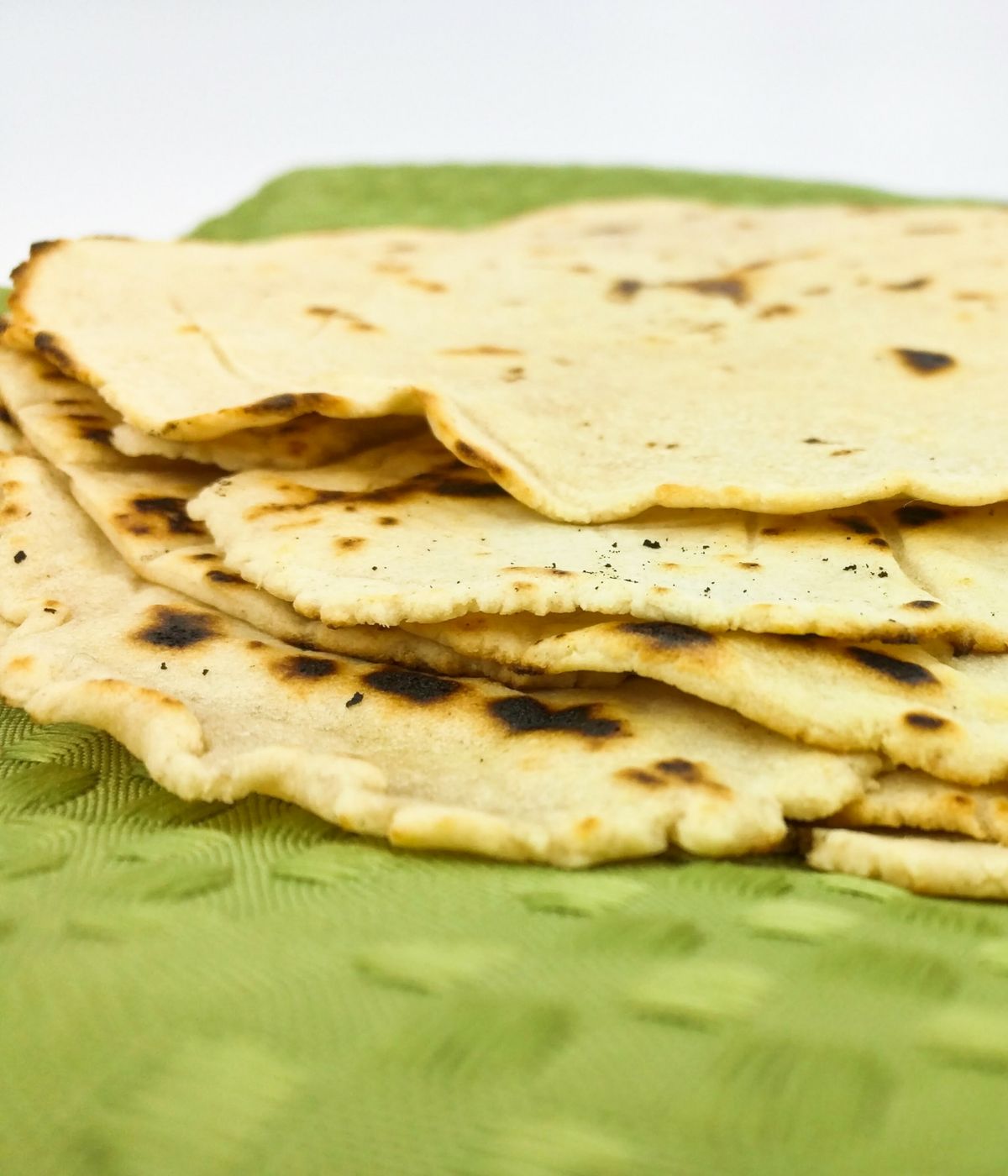 how to cook flour tortillas