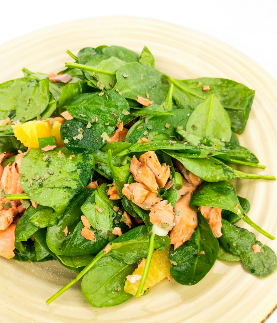 Go green and lectin-free this winter with 6 hearty winter salad ideas: Shrimp & Escarole, Steak & Spinach, Roasted Cobb, Meatball & Bok Choy, Orange & Salmon, Kale & Serrano Ham, all with delicious dressings.