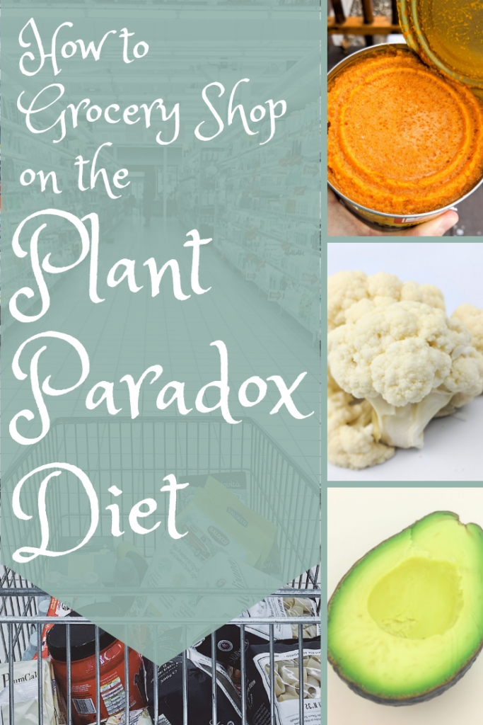How to grocery shop on the Plant Paradox diet and stay within budget.