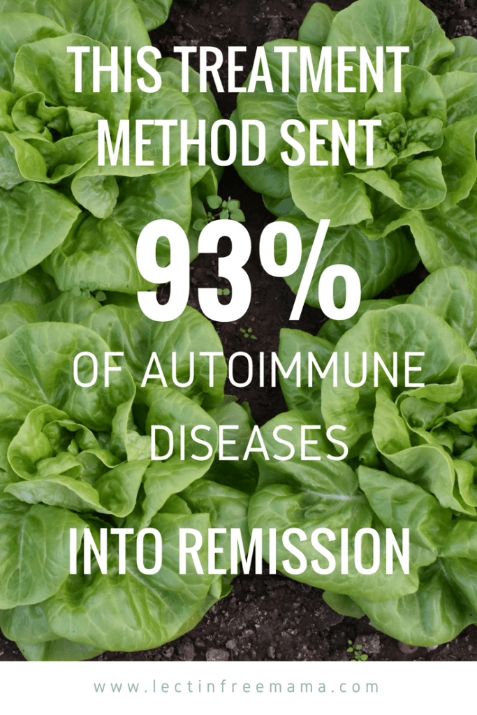 Discover the revolutionary treatment method that sent 93% of autoimmune diseases into remission through elimination of harmful lectins and supplementation with probiotics, prebiotics, and polyphenols.