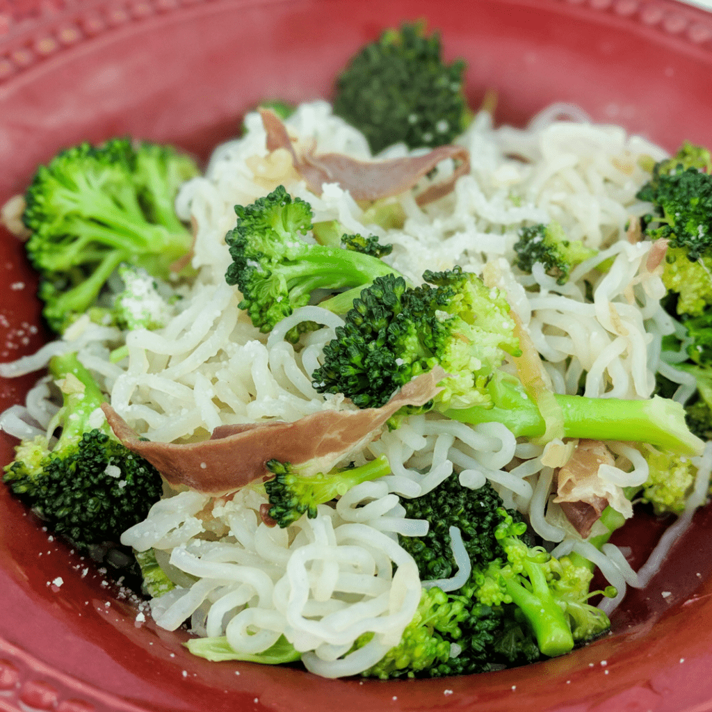 Shirataki noodles on the Plant Paradox diet