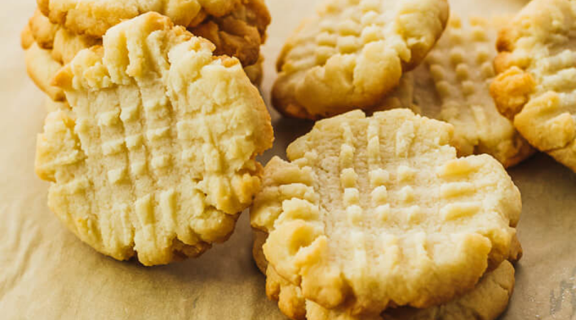 Lectin-free butter cookies for your Plant Paradox Christmas baking!