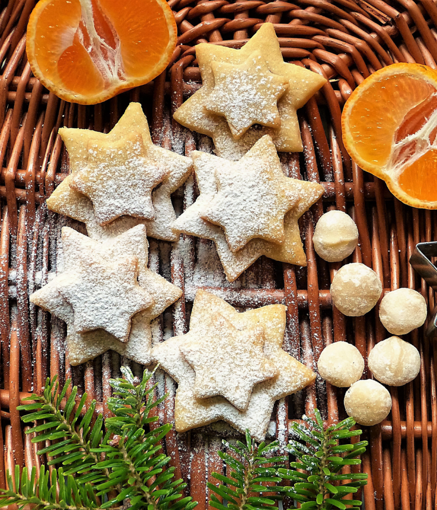 Get the best recipes for lectin-free Christmas cookies.