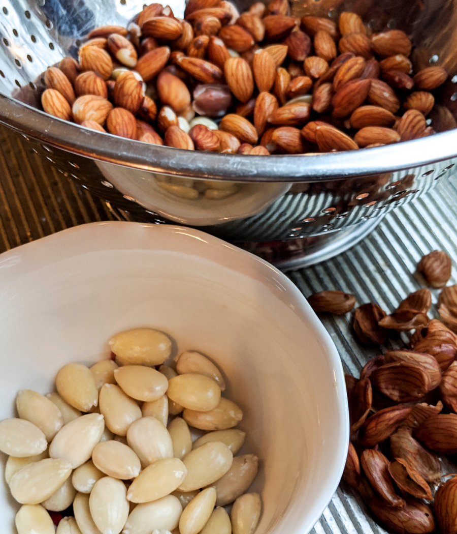 How to make almonds lectin-free on the Plant Paradox diet.