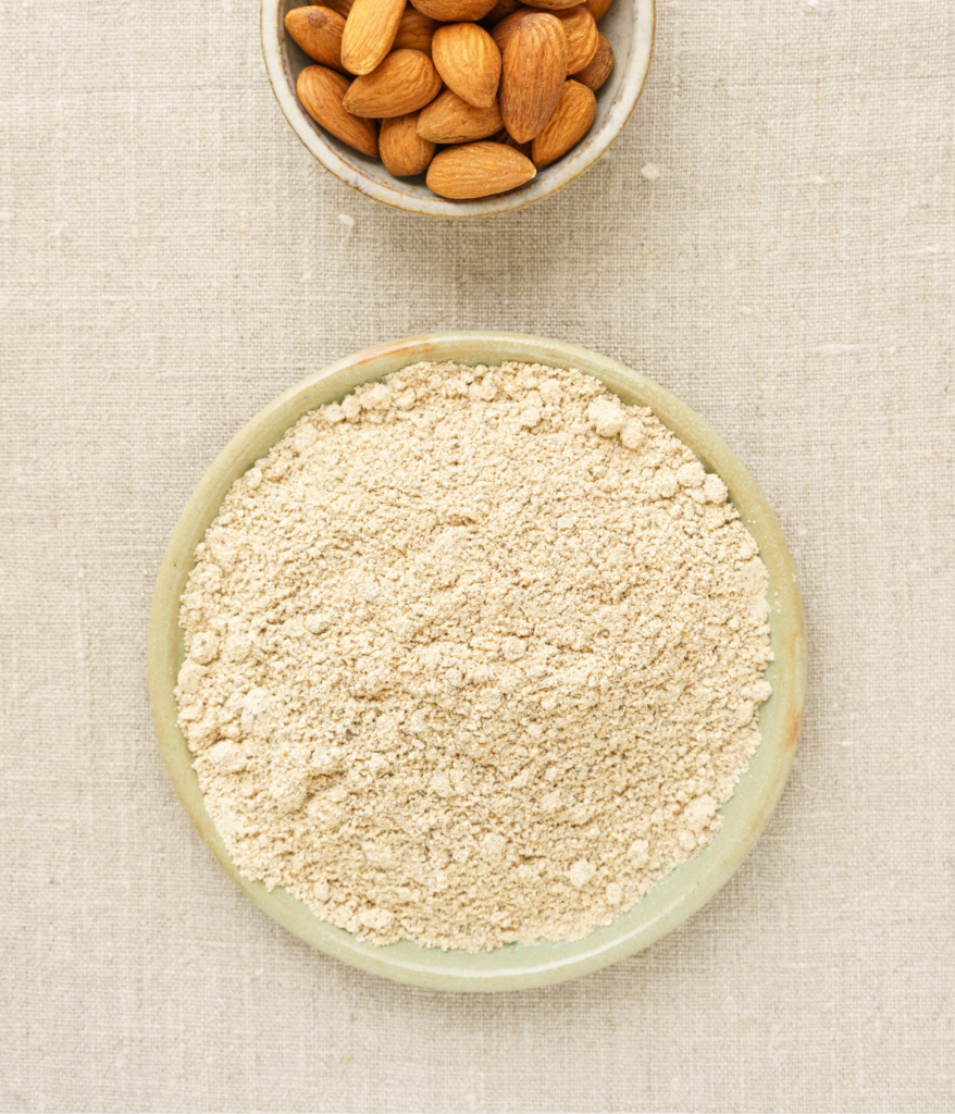 Learn to make almond flour on the Plant Paradox diet with blanched almonds.