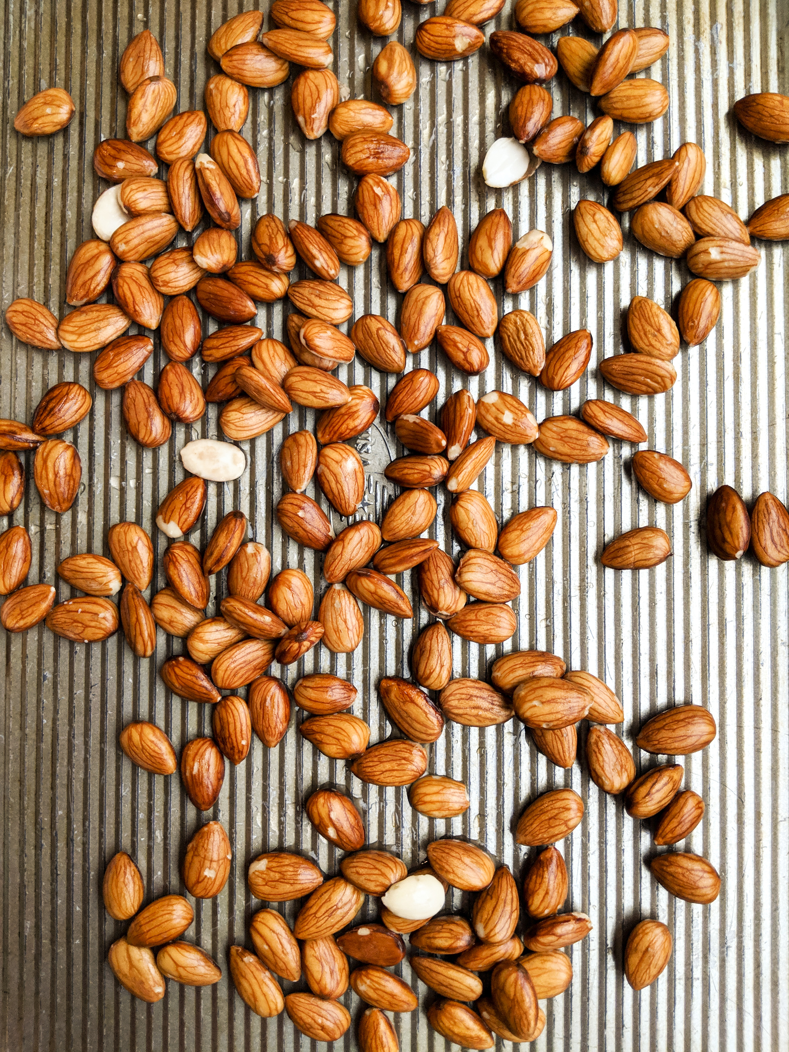 Raw almonds and how to prepare them for the Plant Paradox diet.